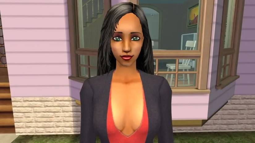 Sims 2 Fairplay Donna Lorente