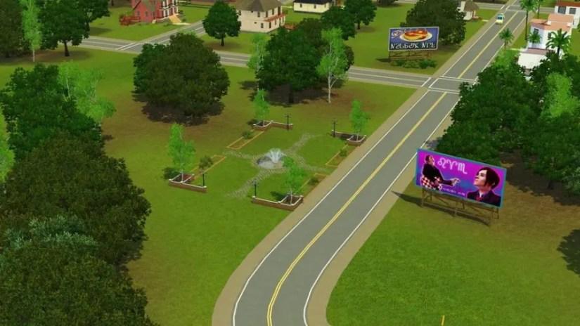 Dog Park Sims 3 Pleasantview