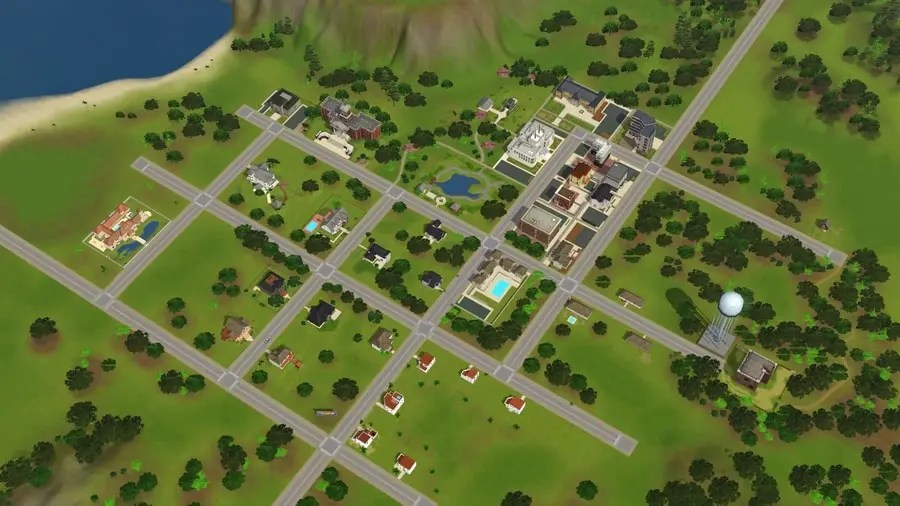 Sims 3 Rotational Play