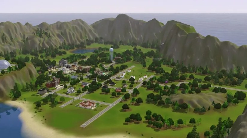 The Sims 3 Pleasant Sims Gameplay Rules