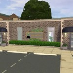 Pleasantview Career Services Center | Sims 2 Community Lot