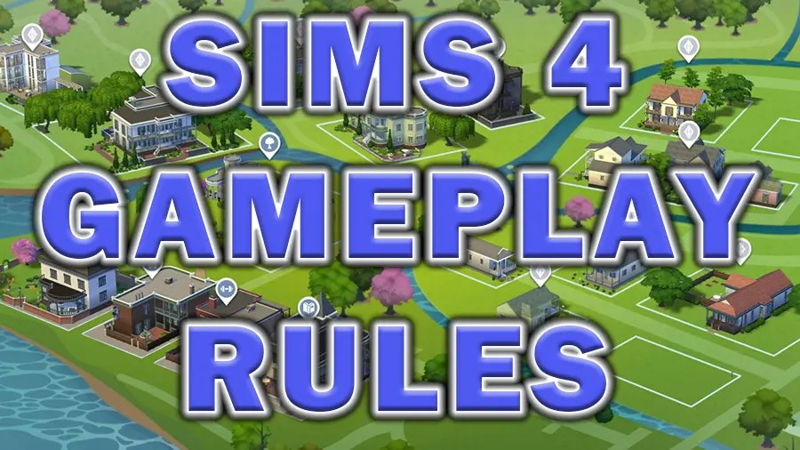 Sims 4 Gameplay Rules Pleasant Sims