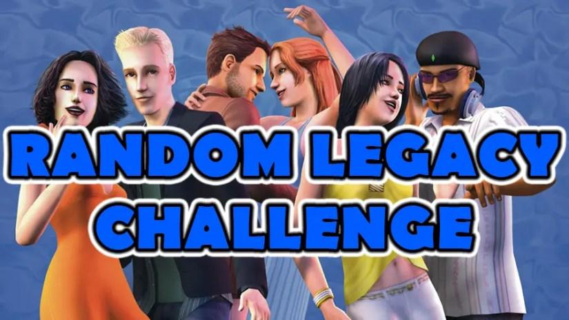 Sims 2 random legacy challenge