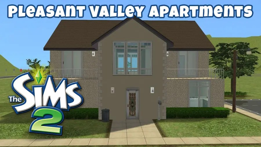 Sims 2 Apartments Lot Download