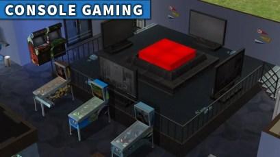 Interactive Arcade CONSOLE GAMING