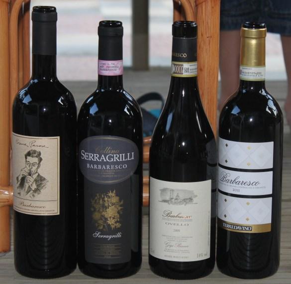 week 33 the wines