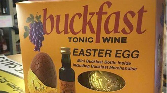 buckfast egg