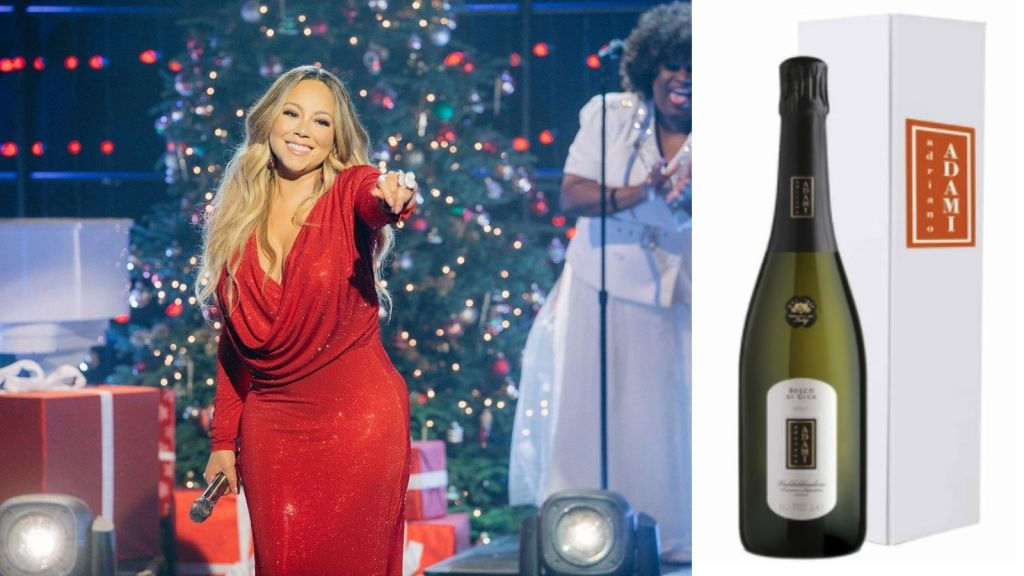 Mariah and Prosecco