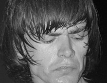 Dee Dee Ramone - photo © Tom Hearn