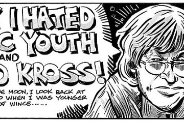 by Brian WalsbyWhy I Hate Sonic Youth and Redd Kross 1 by Brian Walsby http://brianwalsby.net/ Why I Hate Sonic Youth and Redd Kross 2 by Brian Walsby