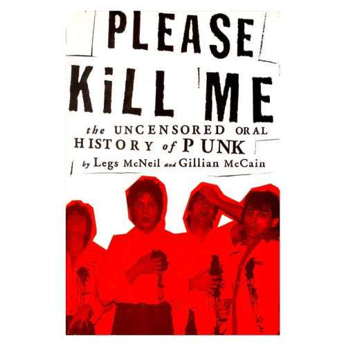 Please Kill Me Hardcover