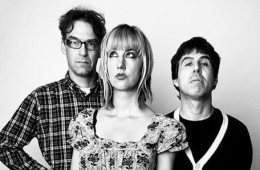 The Muffs - photo by Kim Shattuck