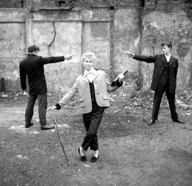 Teddy Girls by Ken Russell.