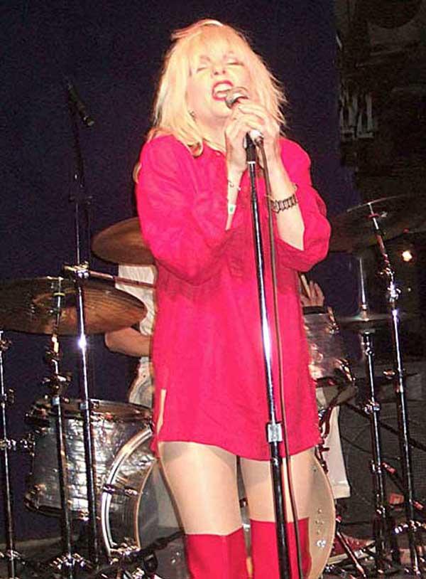 Debbie Harris. Photo: Andy Harris