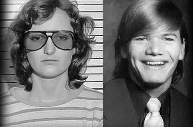 Patty Hearst and Tom Matthews