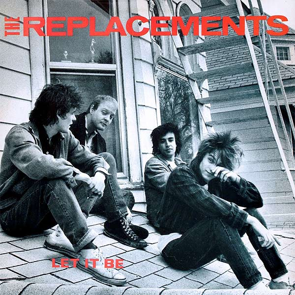The Replacements - Let It Be - photo by © Dan Corrigan