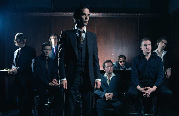 Nick Cave & The Bad Seeds by Sam Baker