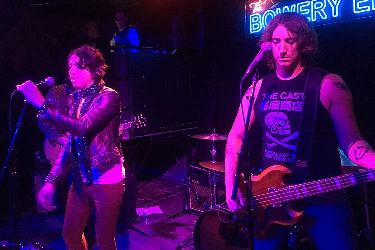 The Ritualists at the Johnny Thunders Birthday Bash