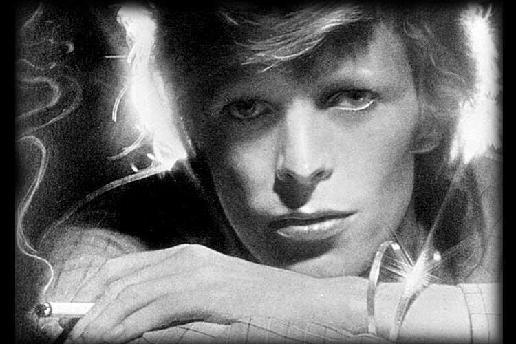 David Bowie- RCA records publicity- Public Domain