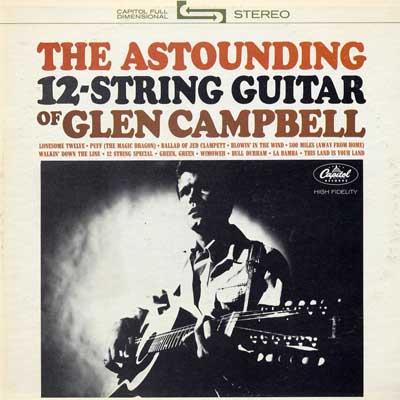Glen Campbell album - The Astounding 12-String Guitar of Glen Campbell