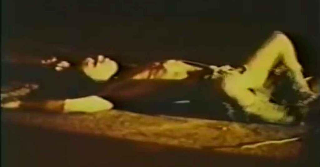 Iggy Pop at Goose Lake