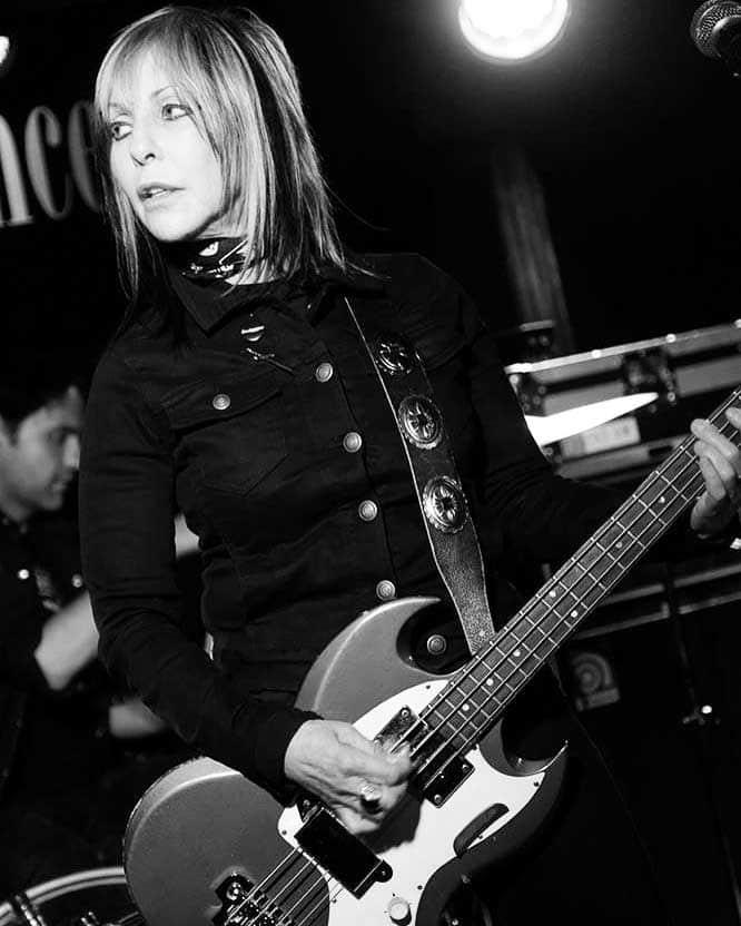 Cynthia Ross - photo by Alan Rand