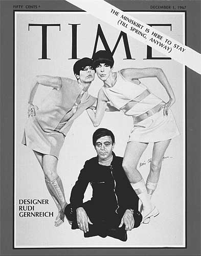 TIME Magazine-Rudi-Gernreich cover