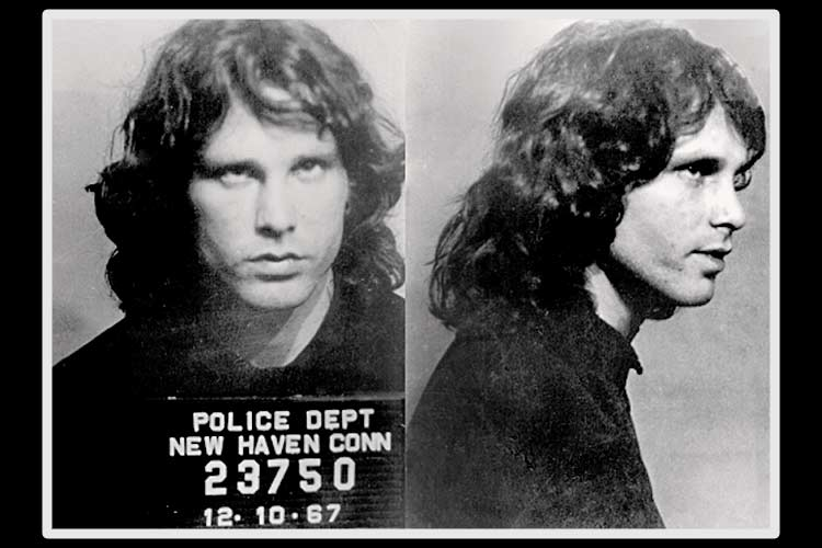 Jim Morrison On Stage Arrest WHAT REALLY HAPPENED T...