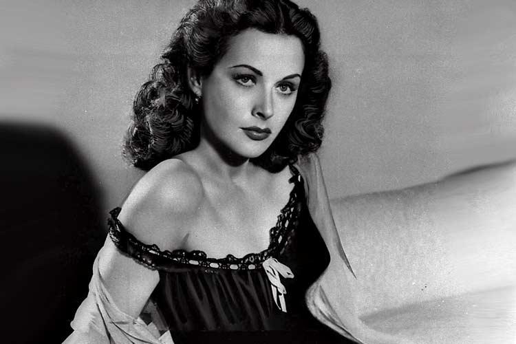Hedy Lamarr wifi