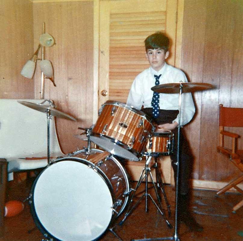 Bob Bert at 12