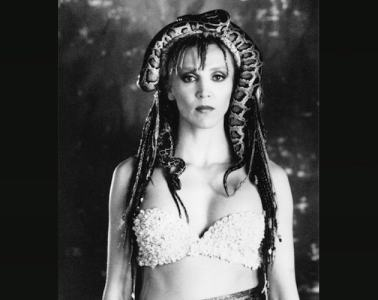 Jarboe - Photo by Monica Curtain