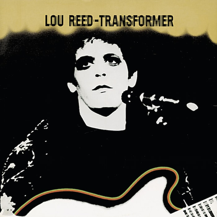Lou Reed - Transformer album