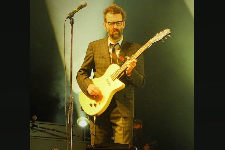 Mark Oliver Everett - Photo by Eric Willis