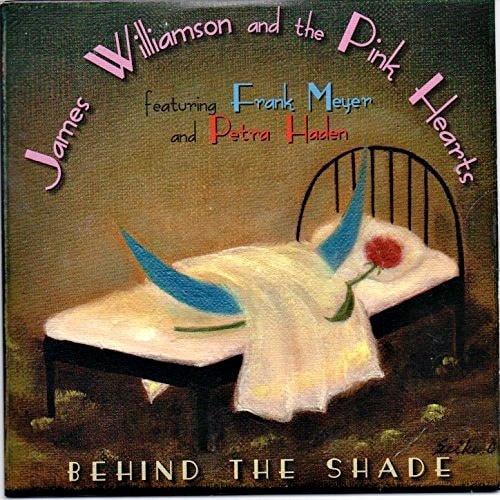 Behind the Shade: James Williamson and the Pink Hearts album