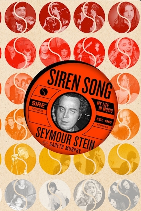 Siren Song book cover - Seymour Stein