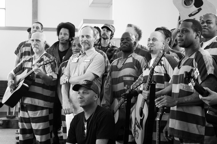 Wayne Kramer and Inmates of Travis County Correctional Center, Austin,TX