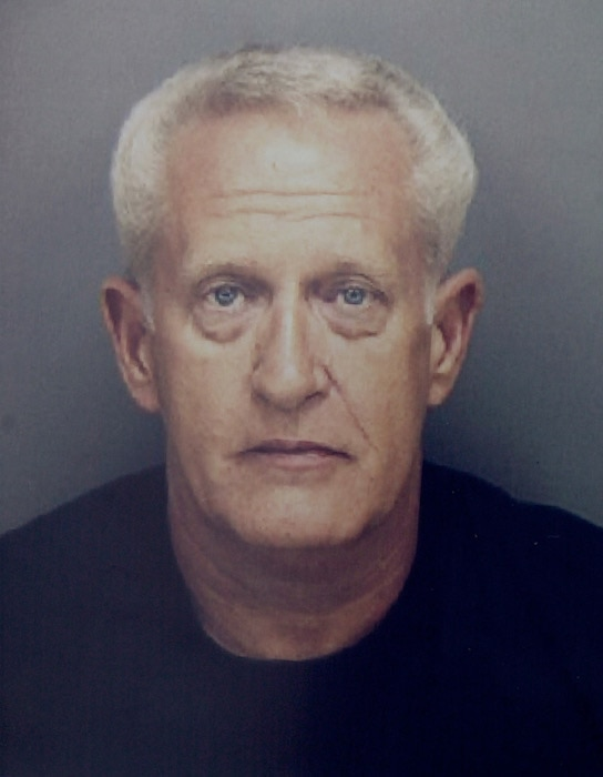 Headshot of fugitive Edward Solly. Solly was captured in Florida. 5/18/2001