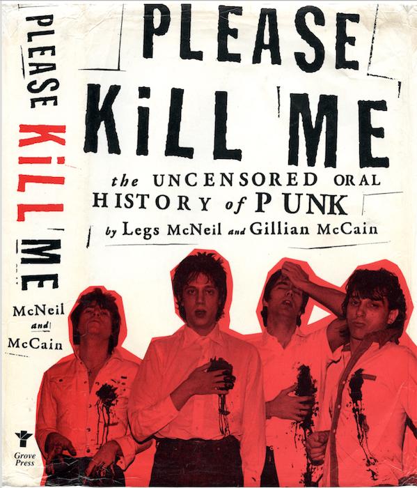 Please Kill Me original U.S. cover.