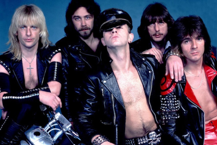 Judas Priest, by Paul Natkin