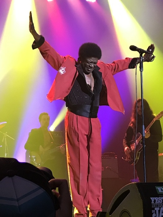 Charles Bradley , by Kelly Reilly