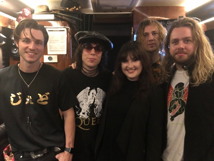 Nichole and The Struts