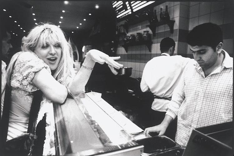 Courtney Love by BP Fallon
