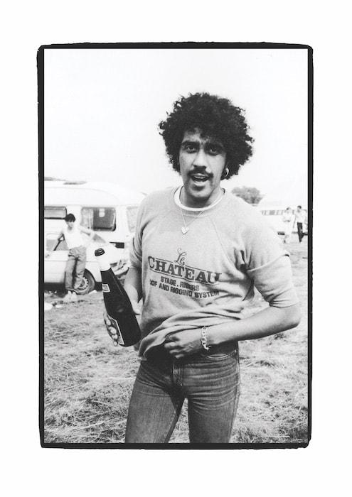 Phil Lynott by BP Fallon