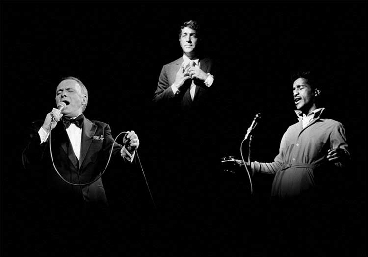 Frank Sinatra, Dean Martin, Sammy Davis Jr - © Terry O'Neill / Iconic Images