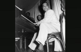 Duke Ellington at The Hurricane Club in 1943