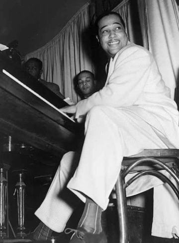 Duke Ellington at The Hurricane Club in 1943