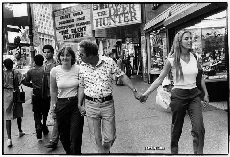 Times Square, 1979 - By Godlis