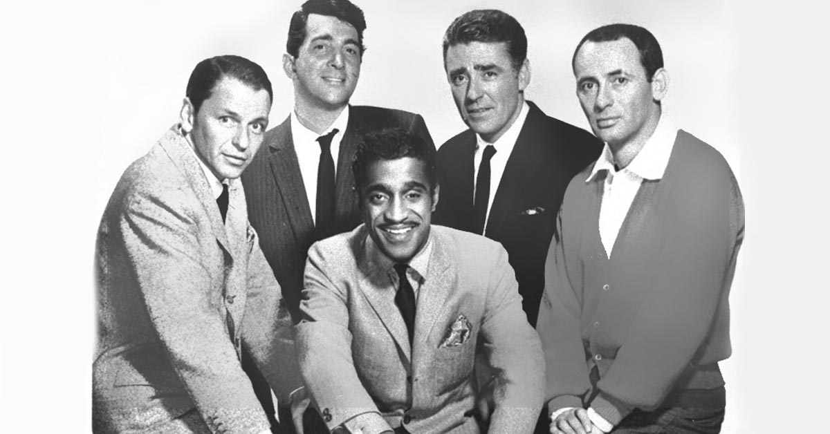 WHEN THE RAT PACK JUMPED THE ROCK & ROLL SHARK