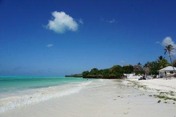 Island paradise in Jambiani