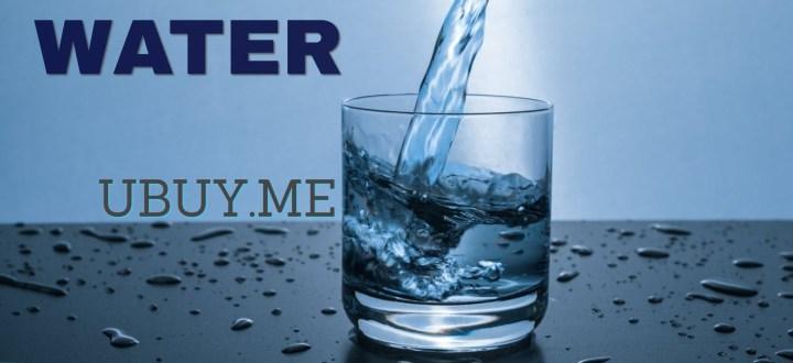 buy water online